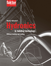 Hydronics in building technology